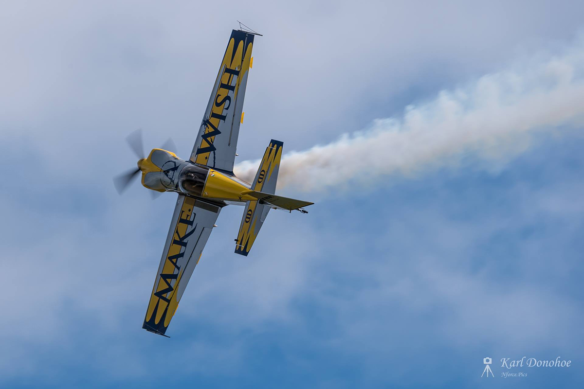 Eddie Goggins - Bray Air Display 2017